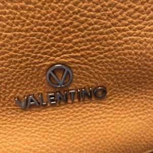 Valentino Bags - Valentino dark almond pebbled crossbody
